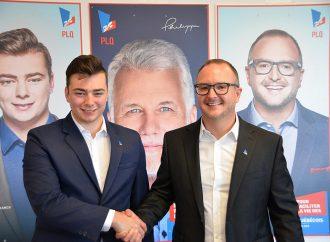 Ouverture officielle du local électoral des candidats du Parti libéral du Québec de Johnson et Drummond-Bois-Francs