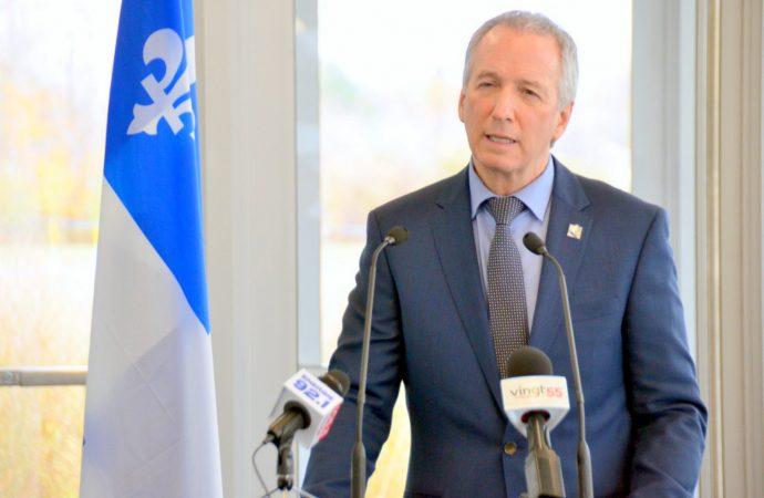 Aliments biologiques québécois – Le ministre Lamontagne annonce une aide financière de 2,7 millions de dollars