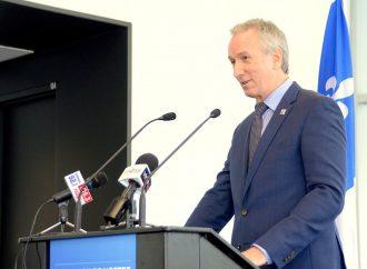 Le gouvernement remplit ses engagements au bénéfice des familles et des citoyens du Centre-du-Québec