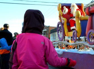 Le dimanche 17 novembre – Fermeture de rues pour la tenue du Défilé de Noël