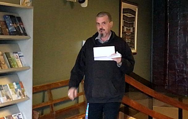 Palais de justice de Drummondville: Daniel Mailhot prend le chemin des cellules pour agressions sexuelles