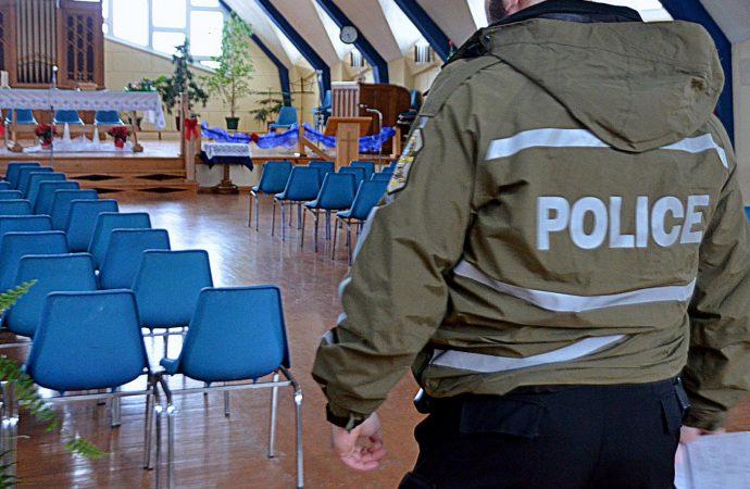 Introduction et vandalisme dans une église de la MRC de Drummond