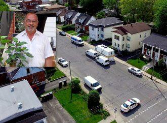 Le procès de Félix Pagé a débuté mardi au palais de justice de Drummondville