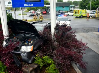 Un malaise au volant à l'origine d'un accident à Drummondville