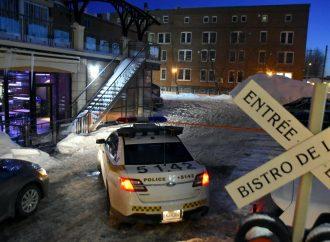 Une violente agression au centre-ville de Drummondville