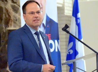 En pleine crise du Covid-19, Alexandre Cusson se retire de la course à la Chefferie au Parti libéral du Québec
