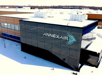 Relance économique, emplois et virage vert Ottawa accorde 2M$ à Annexair situé à St-Germain-de-Grantham