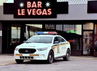 Vol qualifié en plein jour au Bar Le Vegas à Drummondville