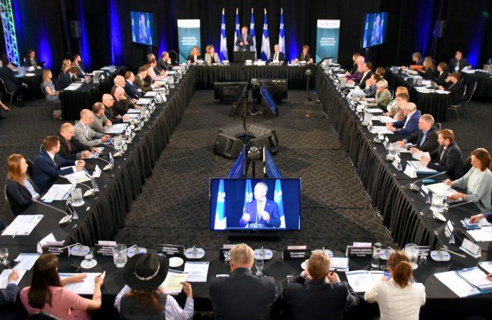 Politique bioalimentaire: La rencontre annuelle des partenaires gouvernementale 2018-2025 se tient à Drummondville