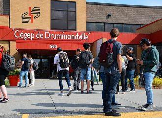 Rentrée automne 2018-Le Cégep de Drummondville établit un record avec près de 2450 étudiants