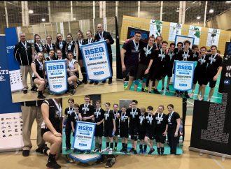 Journée incroyable pour le volley-ball du Collège Saint-Bernard