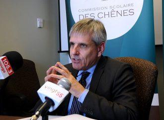 Injection de 4 milliards $ dans le Plan québécois des infrastructures 2019-2029 La Commission scolaire des Chênes applaudit… et espère