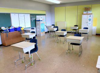 Retour en classe – Le CSDC répond présent et sera fin prêt à accueillir les élèves le 11 mai