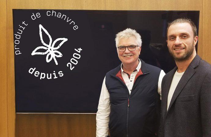 Claude Lafleur agira comme président du conseil d'administration de la Feuille verte