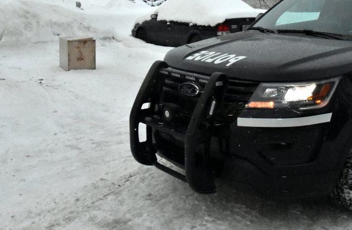 Un coffre-fort retrouvé éventré après un intro et vol à Drummondville