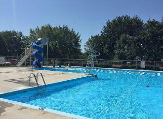 L'horaire estival est prolongé pour la piscine Saint-Jean-Baptiste et les bains libres de l'Aqua complexe