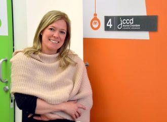 Candidature de Jessica Ebacher aux élections fédérales – Une transition douce au sein de la JCCD