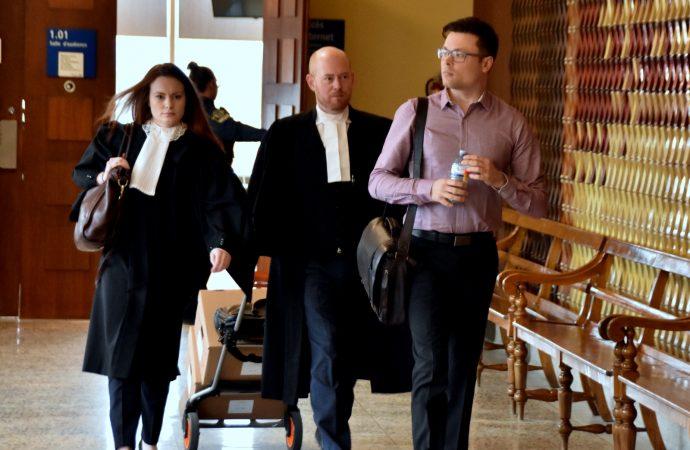 Ouverture de l'enquête préliminaire pour Dr Vincent Simard