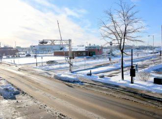 La Ville de Drummondville se porte acquéreur des terrains de l'entreprise E. Laroque et Fils située le long de la voie ferrée