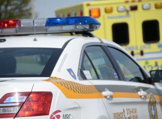 Un Drummondvillois de 87 ans perd la vie dans un accident de scooter sur la route 139