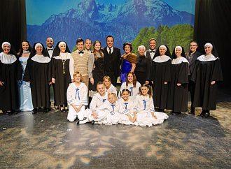 Un succès remarquable pour les deux premières représentations de «La mélodie du Bonheur»