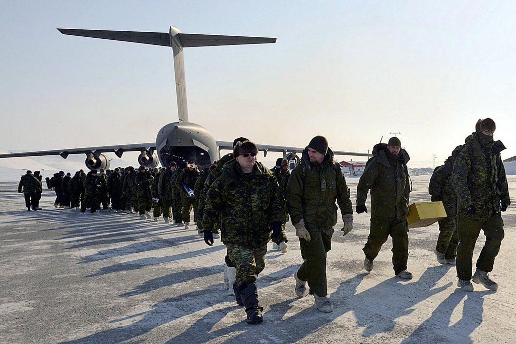 rencontres dans l'armée canadienne Nous venons de commencer à dater des citations