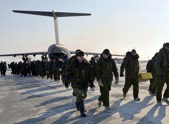L'armée canadienne tiendra un exercice militaire en milieu urbain mercredi à Drummondville