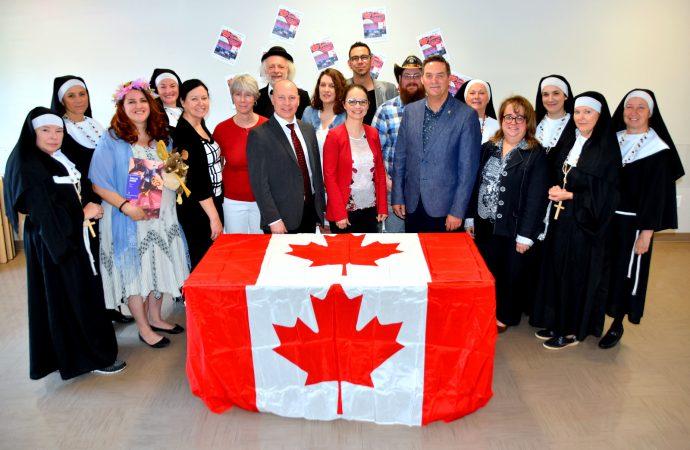Fête du Canada à Drummondville un événement rassembleur, festif et familial le 1 juillet à Drummondville