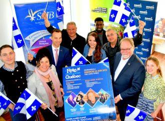 Fête nationale du Québec à Drummondville – Ce dimanche 23 juin, une fête à ne pas manquer avec Claude Dubois et des gens d'ici !
