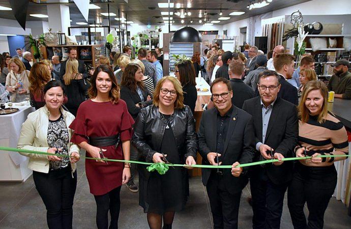 Flordeco inaugure ses locaux à Drummondville