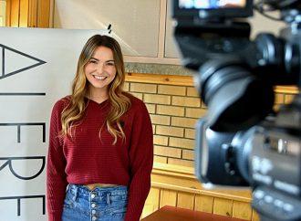 La Drummondvilloise Frédérique Mousseau invitée à participer au concours ''Talents bleus'' présenté à NOOVO