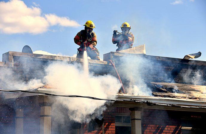 Incendie rapidement maitrisé sur la rue Bérard à Drummondvile