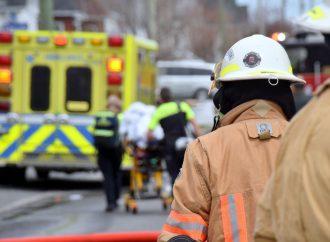 Le BEI enquête sur la mort de l'homme dans l'incendie de la rue Villemure à Drummondville