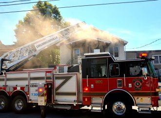 Incendie suspect dans une maison de chambres à Drummondville