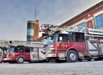Portes ouvertes caserne service incendie de Drummondville