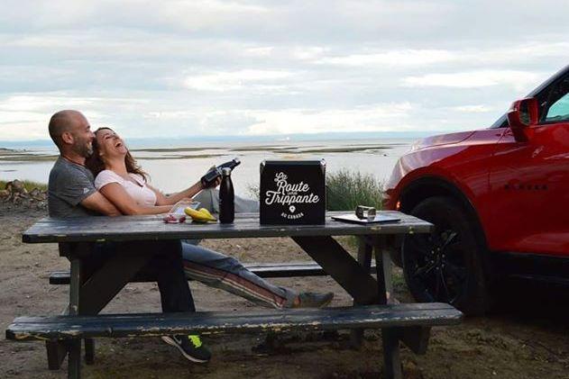 Deux Drummondvillois souhaitent partir pour l'aventure avec Chevrolet d'une façon originale !