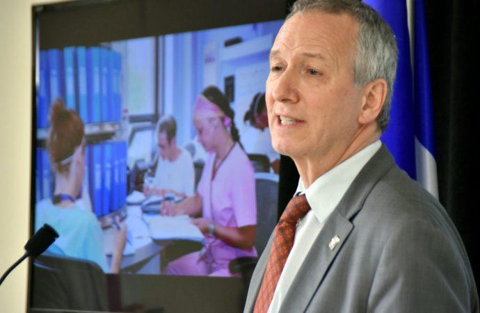 Santé et services sociaux en Mauricie et au Centre-du-Québec – Les ministres McCann et Lamontagne annoncent la reconnaissance du caractère distinct du Centre-du-Québec