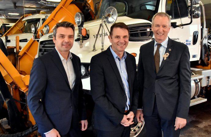 Investissements routiers 2019-2021 – Plus de 144 M$ seront investis dans la région du Centre-du-Québec (Vidéo)