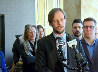 Mathieu Audet se retire des présentes élections municipales à Drummondville