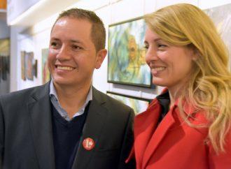 """William Morales, le candidat Libéral """"en bonne position dans Drummond"""" selon le parti"""