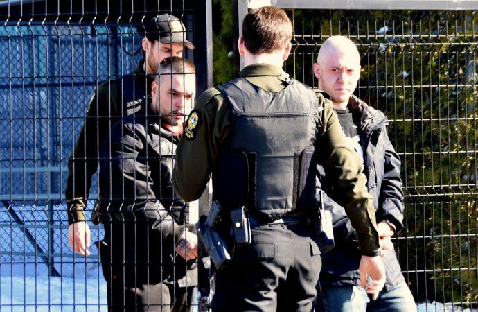 Opération policière antidrogue à Drummondville, deux suspects formellement accusés.