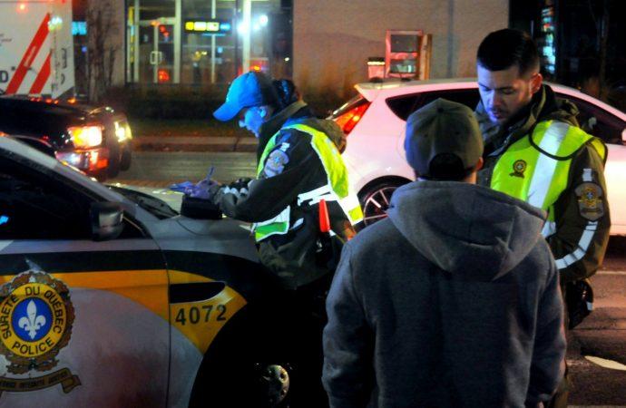Bilan de l'opération Nationale concertée alcool ou drogue au volant du temps des fêtes, des centaines d'arrestations
