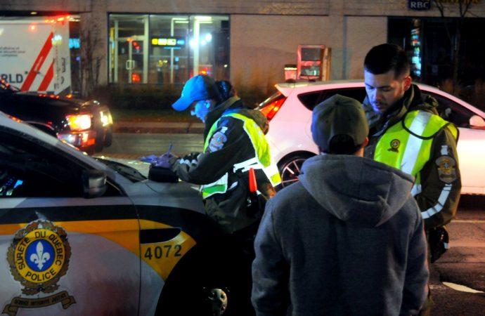 Opération concertée: Alcool et drogue au volant des centaines d'arrestations