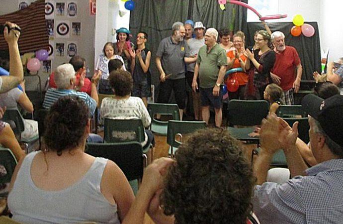 Les familles apprécient la semaine de répit à Parrainage Civique Drummond et en redemandent