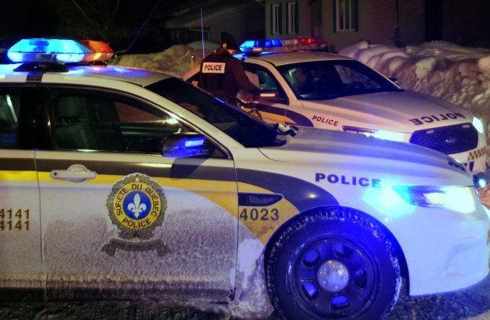 Deux voleurs s'en prennent à un sexagénaire à Drummondville