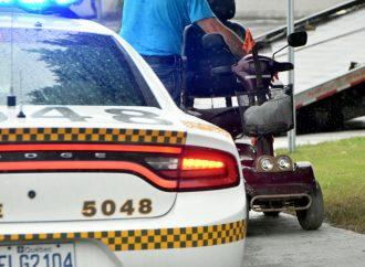 Alcool au volant, arrêté pour ivresse au volant …de son quadriporteur