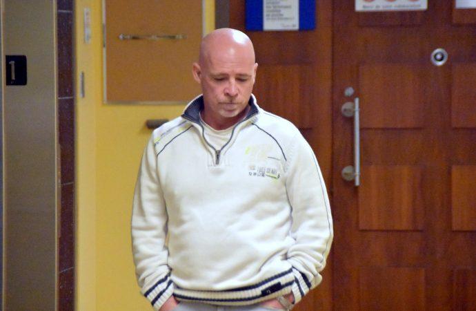 Le Drummondvillois René Paquin de retour au tribunal pour agression sexuelle ainsi que deux chefs supplémentaires.