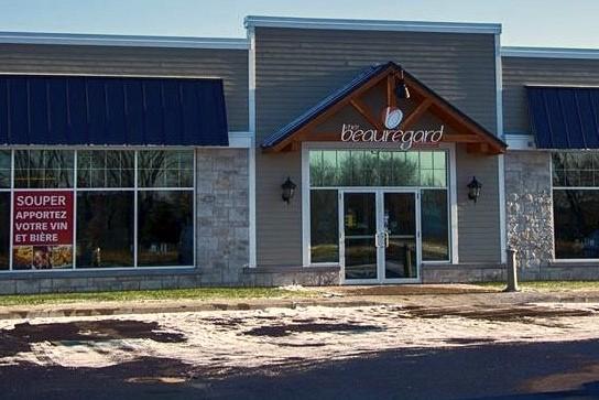 Le restaurant CHEZ BEAUREGARD ferme ses portes le 27 janvier