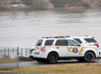 Inondation : La situation stabilisée pour les rivières Saint-François et Saint-Germain