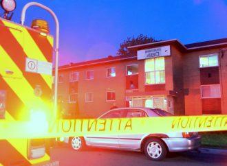 Un incendie suspect transféré à la Sûreté du Québec rue Toupin à Drummondville